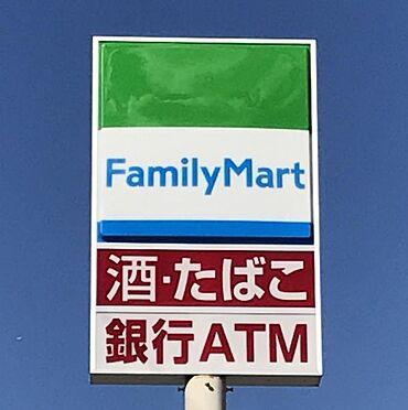 新築一戸建て-名古屋市天白区菅田1丁目 ファミリーマート…徒歩約9分 約650m