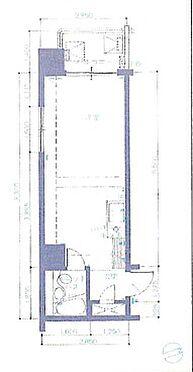 マンション(建物一部)-鹿児島市山下町 間取り