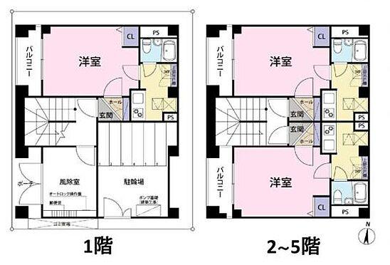 アパート-墨田区横川5丁目 プレールスカイツリー・ライズプランニング
