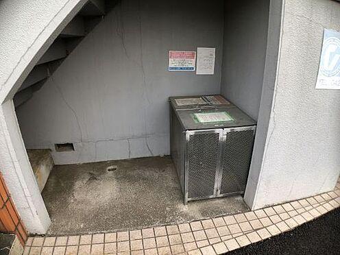 アパート-西東京市芝久保町5丁目 ゴミ置場