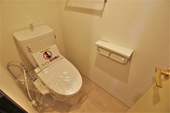 中古マンション-仙台市若林区東八番丁 トイレ