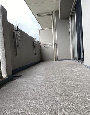 中古マンション-葛飾区西新小岩3丁目 バルコニー