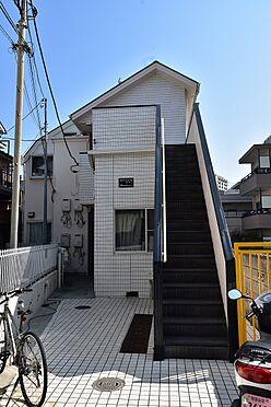 アパート-世田谷区三宿2丁目 現地外観