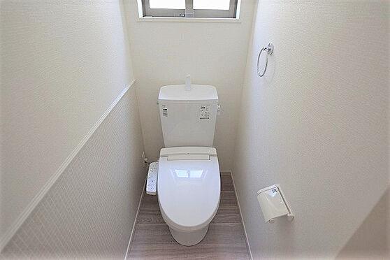 新築一戸建て-仙台市若林区若林7丁目 トイレ