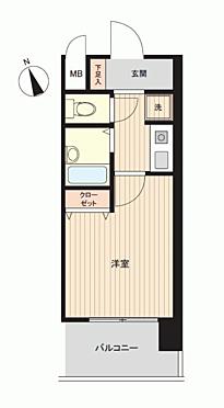 マンション(建物一部)-大阪市福島区海老江3丁目 間取り
