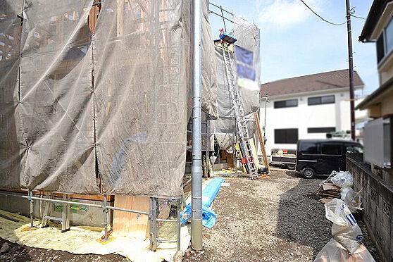 新築一戸建て-昭島市緑町1丁目 駐車場