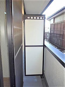一棟マンション-練馬区桜台4丁目 2020年12月撮影203号室バルコニー