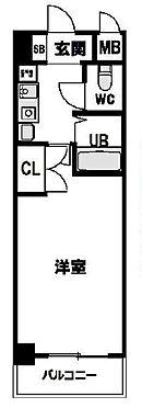 マンション(建物一部)-大阪市浪速区元町1丁目 単身者向け1K