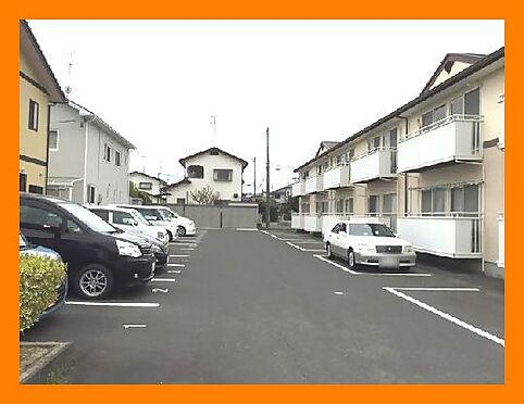 アパート-郡山市大槻町字西ノ宮西 外観