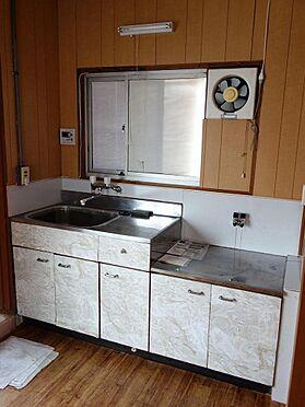 アパート-呉市西塩屋町 お好きなガスコンロを設置して頂けます。(2階)