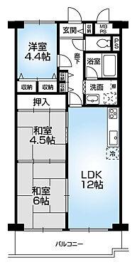 マンション(建物一部)-神戸市垂水区学が丘3丁目 間取り