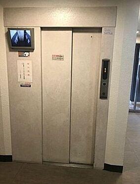 マンション(建物一部)-大阪市東成区大今里西2丁目 防犯モニター搭載のエレベーター