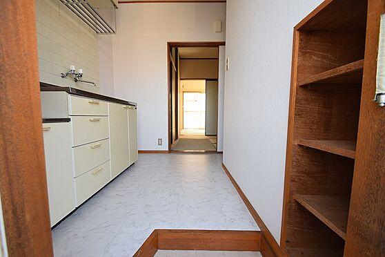 アパート-千葉市若葉区桜木北3丁目 シューズクローゼット付きの玄関
