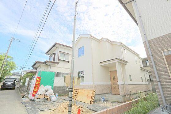 新築一戸建て-仙台市泉区上谷刈5丁目 外観