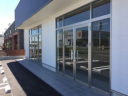 店舗(建物全部)-つくば市学園の森1丁目 前面ガラス張りの建物なので、視認性も良好です。
