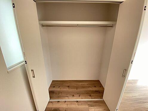 中古一戸建て-岡崎市梅園町字2丁目 全居室収納スペースがあります!お部屋もすっきり片づけられますね