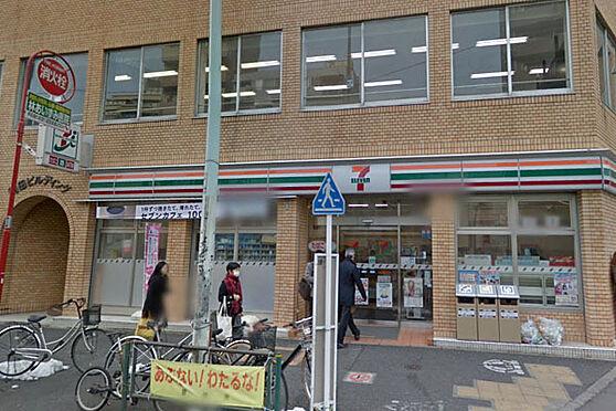 収益ビル-新宿区余丁町 セブンイレブン新宿曙橋駅西店まで700m