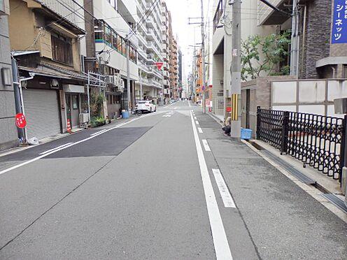 マンション(建物一部)-大阪市西区北堀江2丁目 前面道路