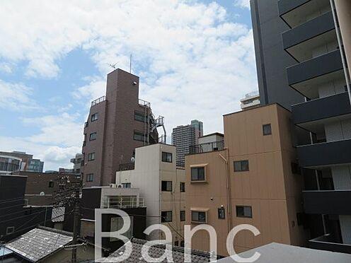 中古マンション-江東区木場2丁目 明るいバルコニーからの眺望です。