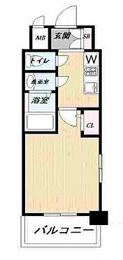 マンション(建物一部)-京都市下京区西七条南東野町 単身者のニーズに応える間取り仕様を採用