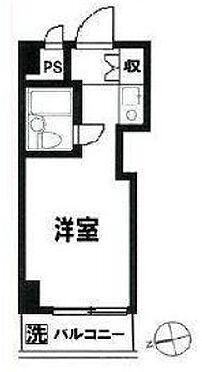 マンション(建物一部)-台東区西浅草3丁目 間取り