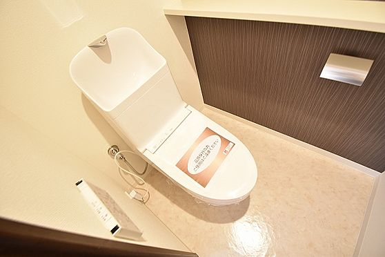 中古マンション-仙台市青葉区柏木2丁目 トイレ