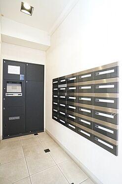 マンション(建物一部)-中央区日本橋茅場町3丁目 不在時の荷物も受け取り可能な宅配ボックス完備