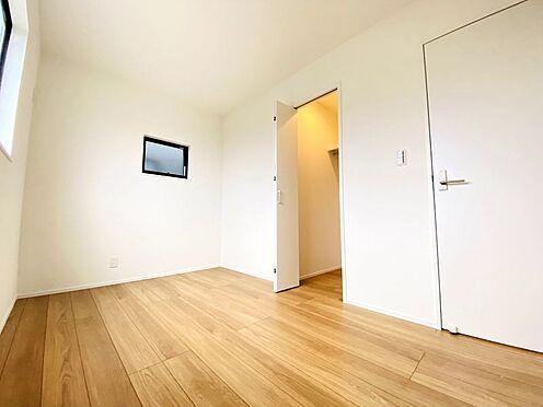 新築一戸建て-福岡市南区西長住3丁目 洋室です!