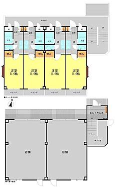 マンション(建物全部)-名古屋市天白区元八事3丁目 間取り