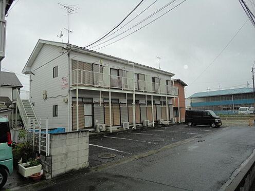 アパート-春日部市小渕 外観