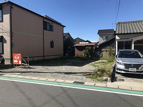 土地-岡崎市福岡町字新町 土地面積は約40坪超え正形地なのでお好きなプランがあてはまります