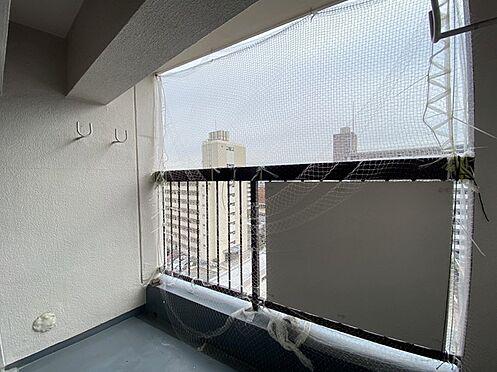 中古マンション-大阪市旭区高殿5丁目 バルコニー