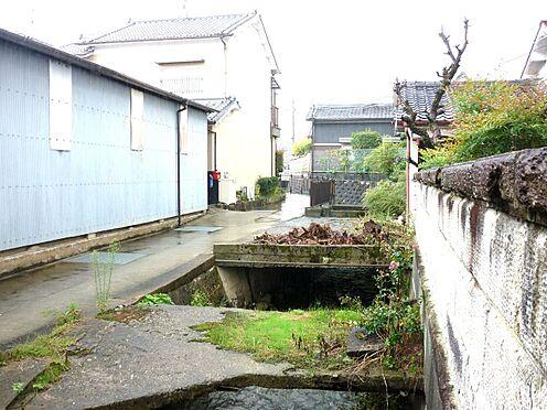 土地-桜井市大字阿部 外観