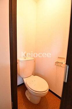 アパート-石岡市下林 トイレ