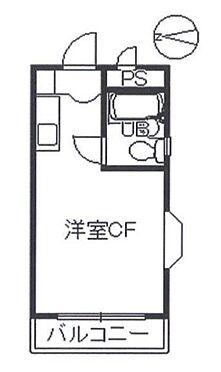 マンション(建物一部)-新宿区中落合2丁目 間取り