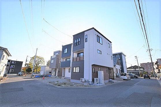 新築一戸建て-仙台市若林区大和町1丁目 外観