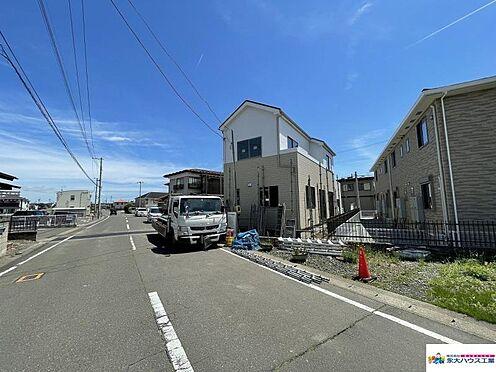 新築一戸建て-仙台市太白区四郎丸字渡道 外観