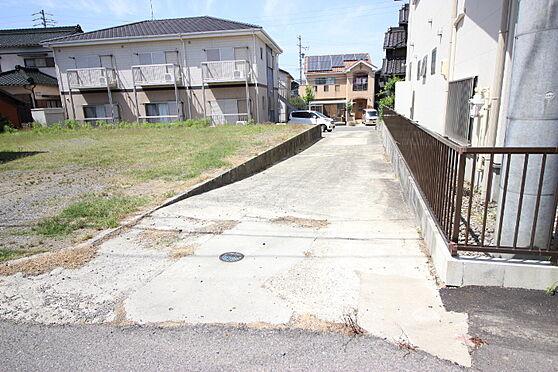 アパート-半田市乙川畑田町3丁目 設備:都市ガス・電気・上水道・下水道