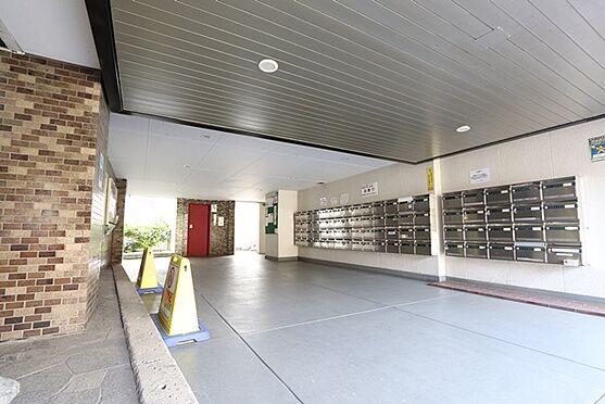 マンション(建物一部)-狛江市岩戸南1丁目 エントランス