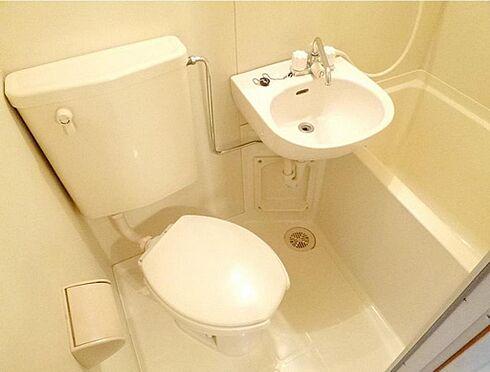 マンション(建物全部)-多摩市和田 バス・トイレ