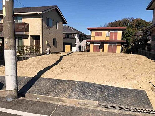新築一戸建て-知多市にしの台1丁目 閑静な住宅地です。