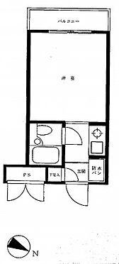 中古マンション-葛飾区高砂7丁目 間取り