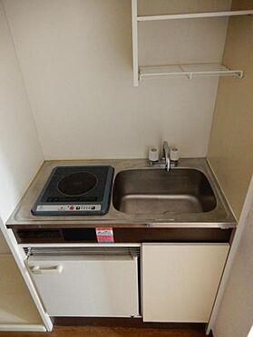 マンション(建物一部)-江東区亀戸9丁目 キッチン