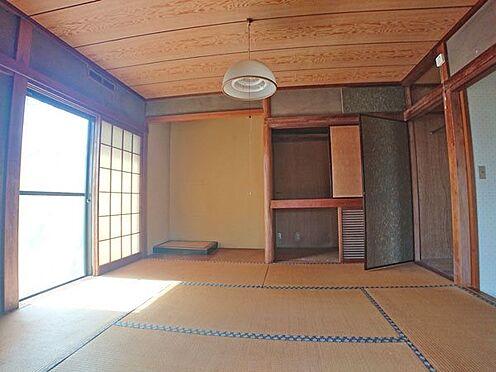 中古一戸建て-伊東市富戸大室高原 1階の和室は床の間もございます。