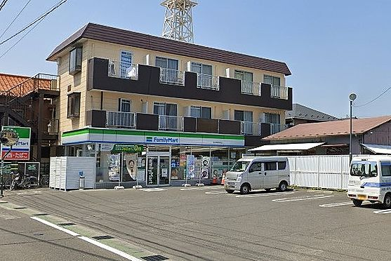 戸建賃貸-仙台市青葉区あけぼの町 ファミリーマート仙台荒巻神明店 約400m