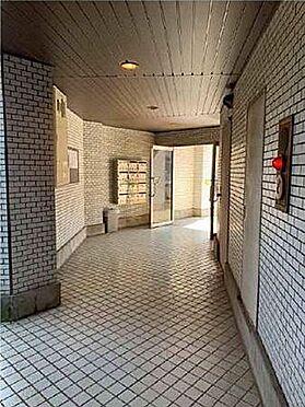マンション(建物全部)-松戸市上本郷 エントランス