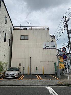 住宅付店舗(建物全部)-横浜市中区麦田町2丁目 外観