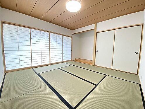 中古一戸建て-岡崎市真福寺町字落合 落ち着いた雰囲気のある和室