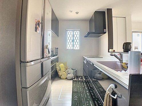中古一戸建て-一宮市伝法寺1丁目 ご家族の姿を見ながら料理のできる対面式キッチン