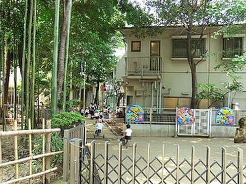 マンション(建物一部)-渋谷区神宮前1丁目 周辺環境:鳩の森八幡幼稚園